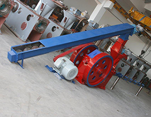 65 mm Small Size Briquetting Plant
