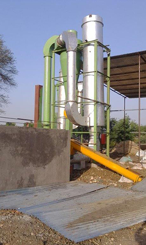 Biomass Dryer for Briquetting Plant