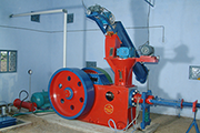 Jumbo 90 MM Large Scale Briquetting Plant