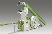 75 MM Supreme Model of Briquetting Plant